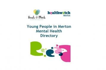 Young people in Merton Mental Health Directory